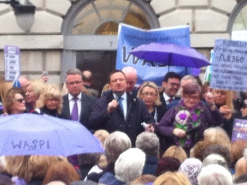 WASPI Rally 2017