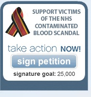 Justice for Contaminated Blood Victims