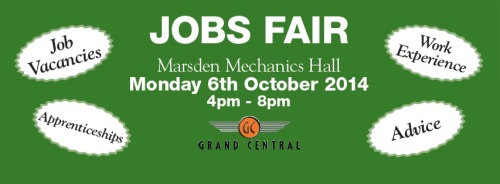 Jobs Fair Marsden Facebook Cover