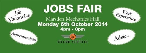 Jobs Fair Marsden Facebook Cover