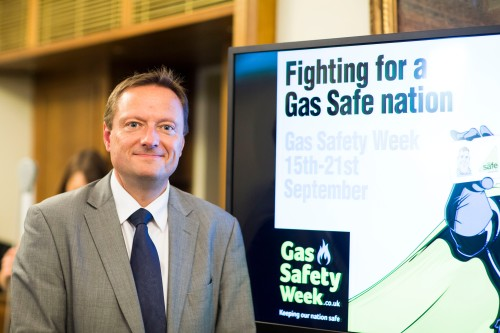 APPCOG – Parliamentary launch of Gas Safety Week 2014