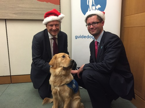 Guide Dogs Christmas Cracker