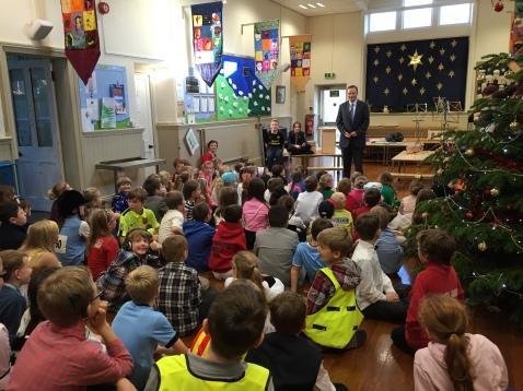 Hepworth School Jobs Day