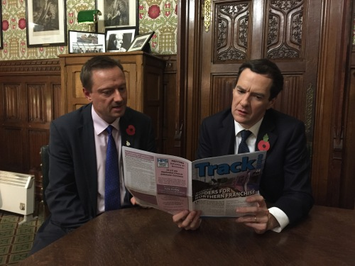 Jason & George Osborne