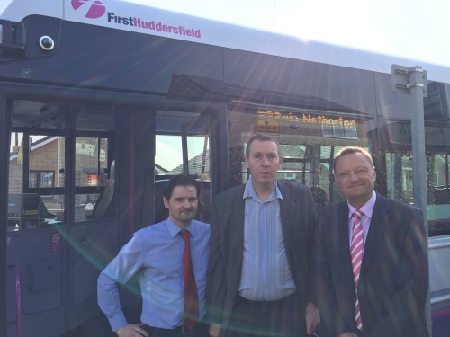 First Bus Netherton