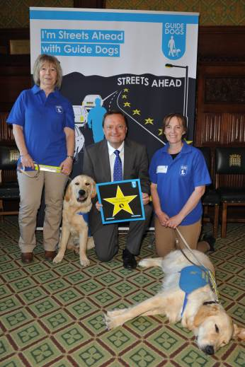 Guide Dogs Reception 2015