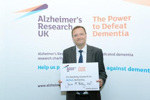ARUK-Defeat Dementia campaign