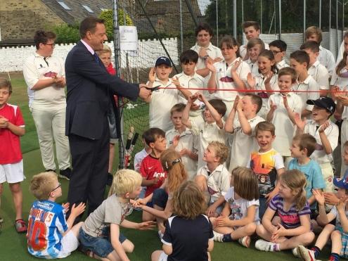 Honley Cricket Nets