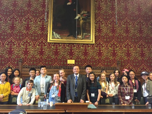 Honley High Parliament