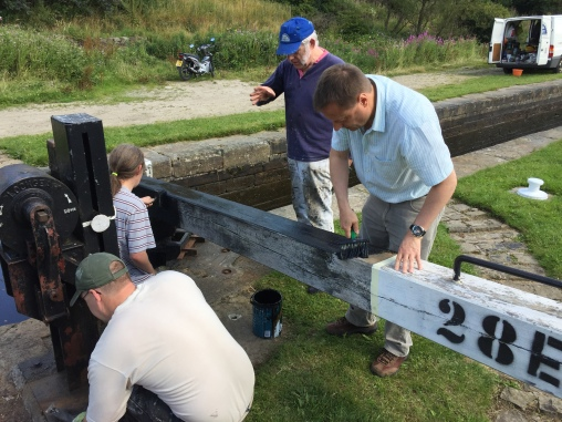 Volunteer Week Canal Society