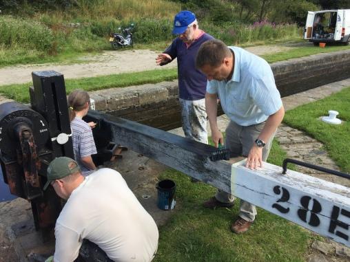 Volunteer Week Canal Society