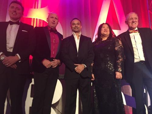 Azorb Examiner business awards