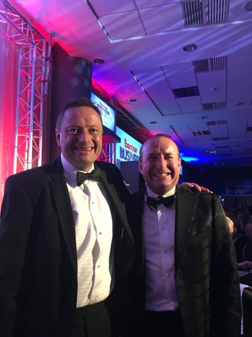 Examiner Awards Dave Fishwick