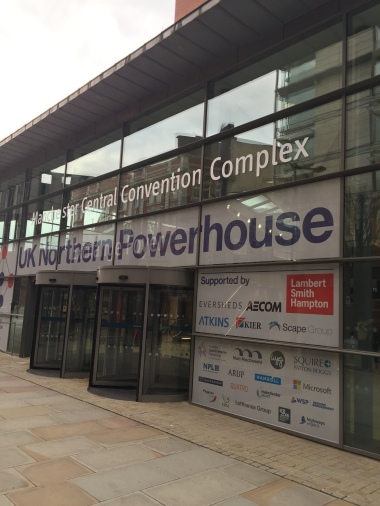 Northern Powerhouse Conference 1