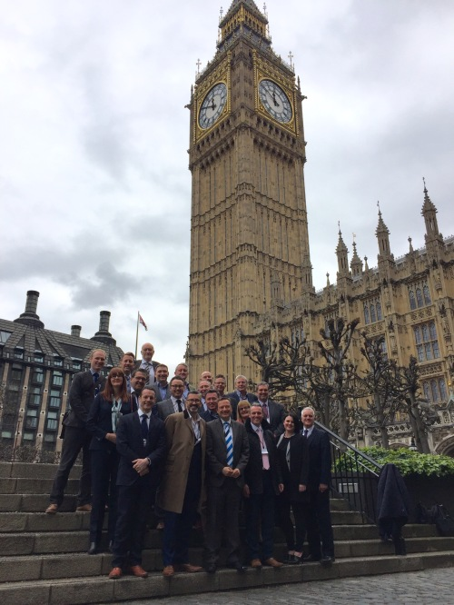 HTAFC Partners in Parliament