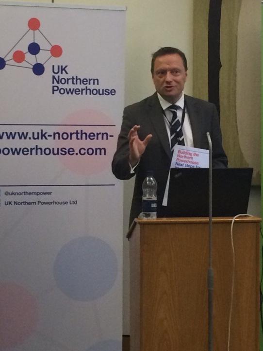 Northern Powerhouse Reception Parliament 2