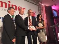 Examiner Awards - Ken Davey