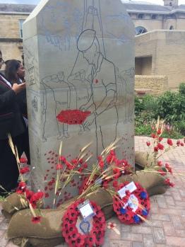 Somme Memorial 3