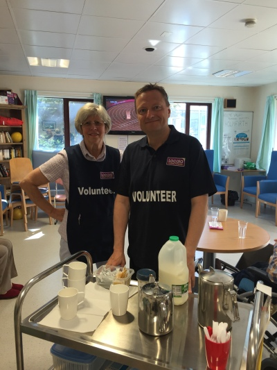 Volunteering Week HVMH 1