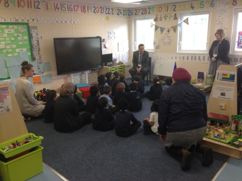 Beaumont Primary Visit