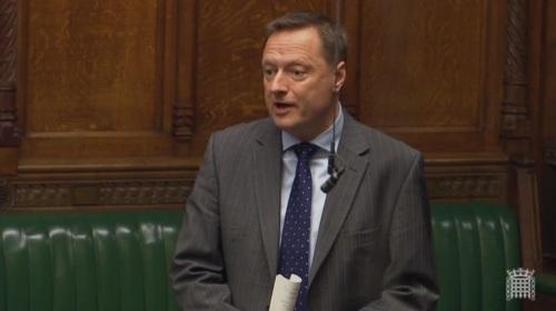 Jason McCartney MP - Commons