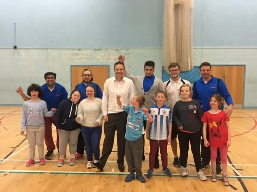 colne Valley Sports Workshops 2