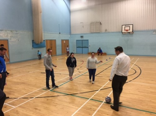 Colne Valley Sports Workshops